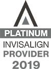 2019 Platinum Invisalign